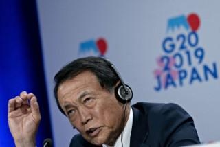 Bộ trưởng Tài chính Nhật Bản: Nhật Bản có các lựa chọn kích thích tài khóa nếu cần