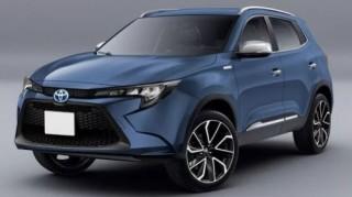 Toyota Rise sắp trình làng