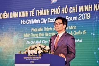 Để xây dựng TP.HCM thành trung tâm tài chính quốc tế
