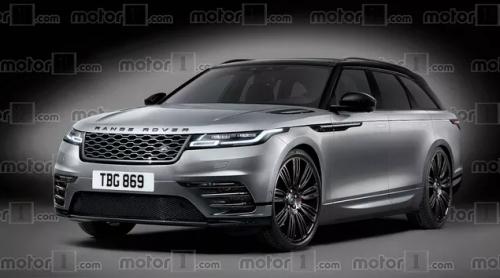 Land Rover hé lộ thông tin đầu tiên về Road Rover mới