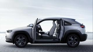 Mazda ra mắt mẫu xe điện MX-30