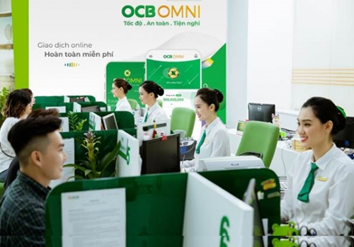 OCB: Lợi nhuận trước thuế 9 tháng đầu năm đạt 1.943 tỷ đồng
