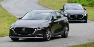 Mazda3 sẽ trình làng thị trường Việt Nam vào cuối tuần này