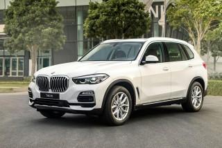 BMW X3 và X5 giảm giá sâu