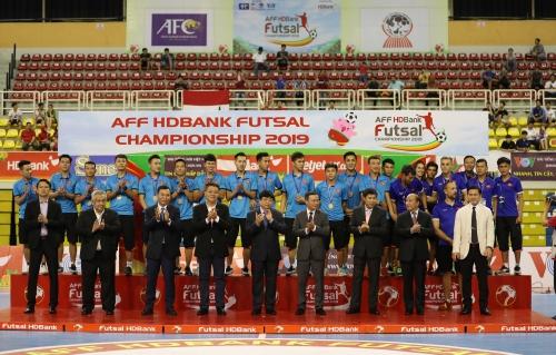 Giải futsal HDBank vô địch Đông Nam Á 2019: Hơn cả thành công
