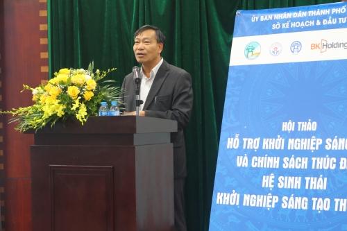 Hà Nội dành gần 313 tỷ đồng cho Đề án hỗ trợ khởi nghiệp sáng tạo