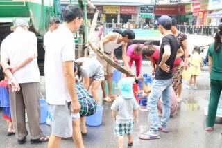 Từ sự cố nước sạch sông Đà: Cần lấp