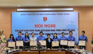 Đoàn Thanh niên NHTW tổng kết Chiến dịch Thanh niên tình nguyện hè 2020