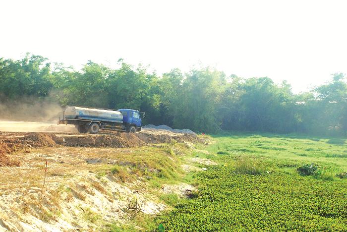 Cần tháo gỡ vướng mắc trong quản lý đất đai