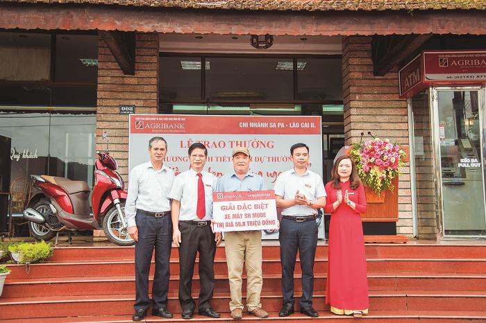 Agribank chi nhánh Lào Cai II: Dấu ấn sau 2 năm thành lập