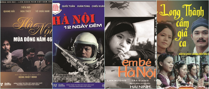 Vang ngân bản hùng ca điện ảnh về Hà Nội