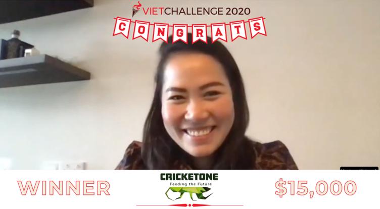 CricketOne trở thành Quán quân cuộc thi khởi nghiệp toàn cầu cho người Việt trẻ