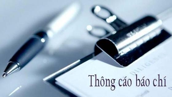 thong cao bao chi ve dai hoi dai bieu dang bo khoi cac co quan trung uong lan thu xiii nhiem ky 2020 2025