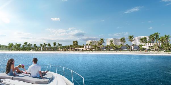 Dự án bất động sản nghỉ dưỡng mặt biển trở nên đắt đỏ