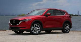 Mazda hé lộ 5 SUV hoàn toàn mới