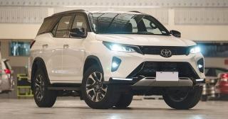 Toyota Fortuner mới sắp về Việt Nam được thêm trang bị tiện nghi và tính năng an toàn