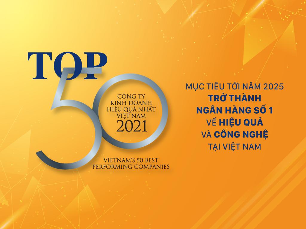 shb duoc vinh danh top 50 doanh nghiep kinh doanh hieu qua