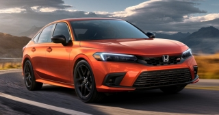 Ra mắt Honda Civic Si 2022
