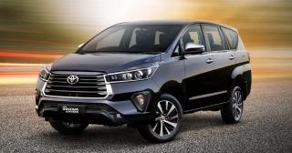 Toyota Innova bản đặc biệt được bổ sung trang bị như xe sang