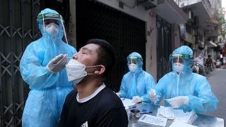 Ngày 24/10, Hà Nội ghi nhận 16 ca mắc mới COVID-19, trong đó có 07 ca cộng đồng