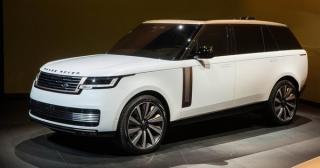 Range Rover 2022 ra mắt với giá bán từ 10,879 tỷ đồng