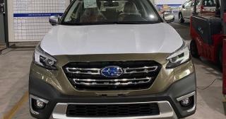 Subaru Outback 2021 có giá dự kiến gần 2 tỷ đồng