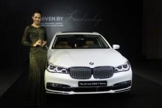 Cận cảnh BMW Series 7 2016 vừa ra mắt tại Việt Nam
