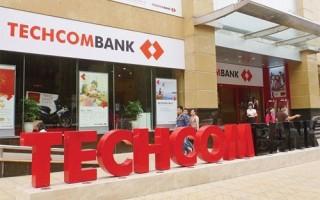 Techcombank thông báo về giao dịch cổ phiếu của cổ đông nội bộ