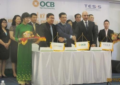 OCB hợp tác triển khai phòng chống rửa tiền