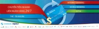 Eximbank: Mở rộng dịch vụ chuyển tiền nhanh liên ngân hàng qua số tài khoản