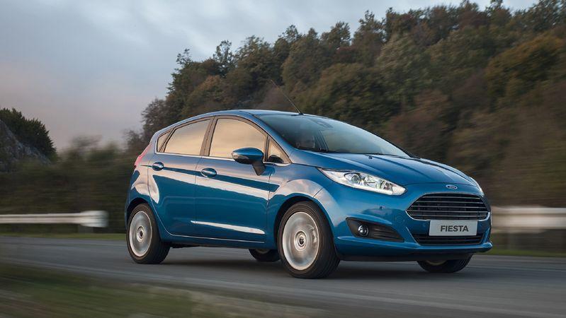 Ford EcoSport, Focus và Fiesta giảm giá đến 50 triệu đồng từ tháng 11