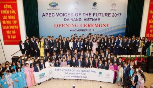 Diễn đàn Tiếng nói tương lai APEC 2017