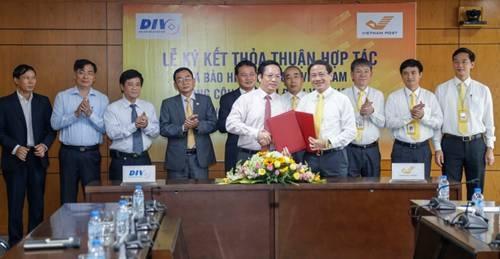 BHTGVN và VNPOST ký kết  thỏa thuận hợp tác toàn diện