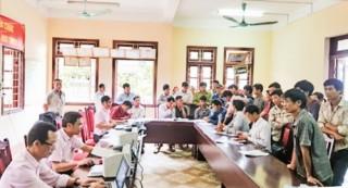 NHCSXH Lào Cai: Nuôi dưỡng quyết tâm thoát nghèo bền vững