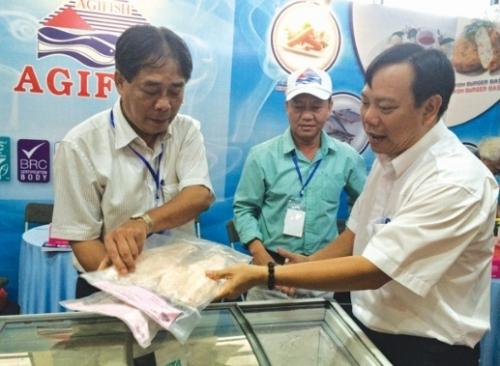 Thị trường tiềm năng cho cá tra Việt