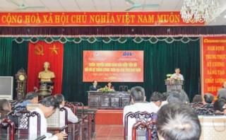 Tuyên truyền chính sách BHTG tại Nam Định