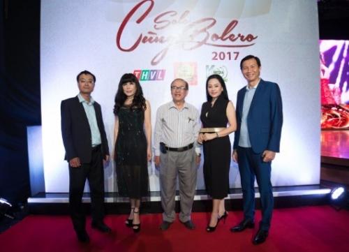 Trà thanh nhiệt Dr Thanh đồng hành cùng Solo cùng Bolero 2017