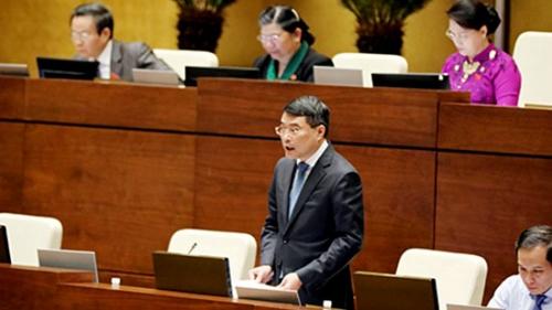 Đại biểu Quốc hội hài lòng, cử tri đánh giá cao phần trả lời của Thống đốc