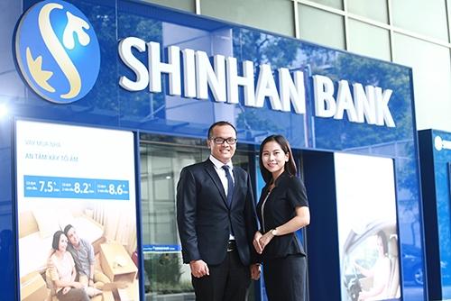 Ngân hàng TNHH MTV Shinhan Việt Nam thành lập thêm CN và PGD tại Hà Nội