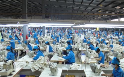 Áp lực lao động dệt may trong CMCN 4.0