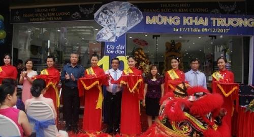 PNJ khai trương Trung tâm kim hoàn mới tại Đà Nẵng