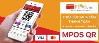 MPOS ra mắt giải pháp thanh toán trên di động QR Code chuẩn quốc tế