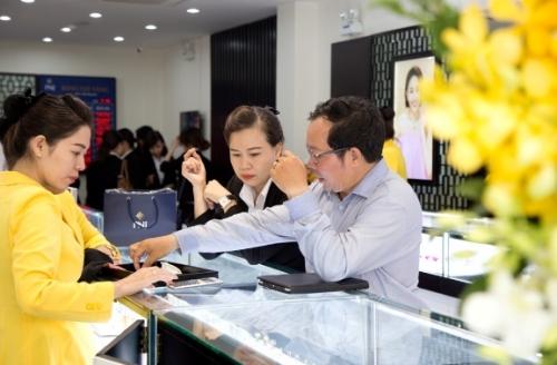 PNJ khai trương 9 cửa hàng trong tháng 11