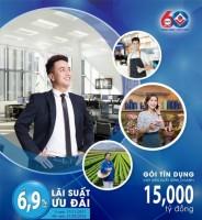 BIDV: Vay kinh doanh - Lãi cạnh tranh