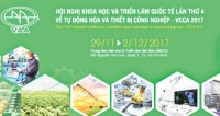 VCCA 2017: Kết nối cung - cầu khoa học công nghệ