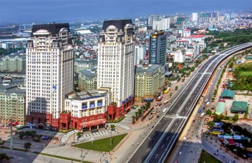 Hà Nội: Tăng trưởng kinh tế năm 2017 ước đạt 8,5%