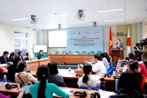 Đại học Đông Á đào tạo cử nhân dinh dưỡng từ 2018