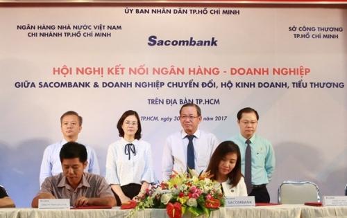 TP.HCM: 190 tỷ đồng tín dụng hỗ trợ hộ kinh doanh chuyển đổi lên DN