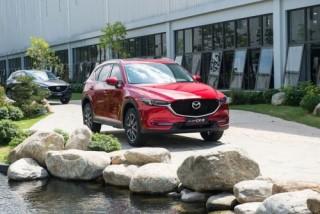 Mazda khuyến mãi trong tháng 11/2018