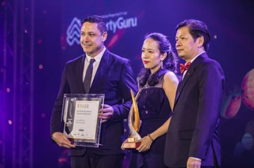 Kiến Á được vinh danh tại giải thưởng bất động sản Asia Property Awards 2018